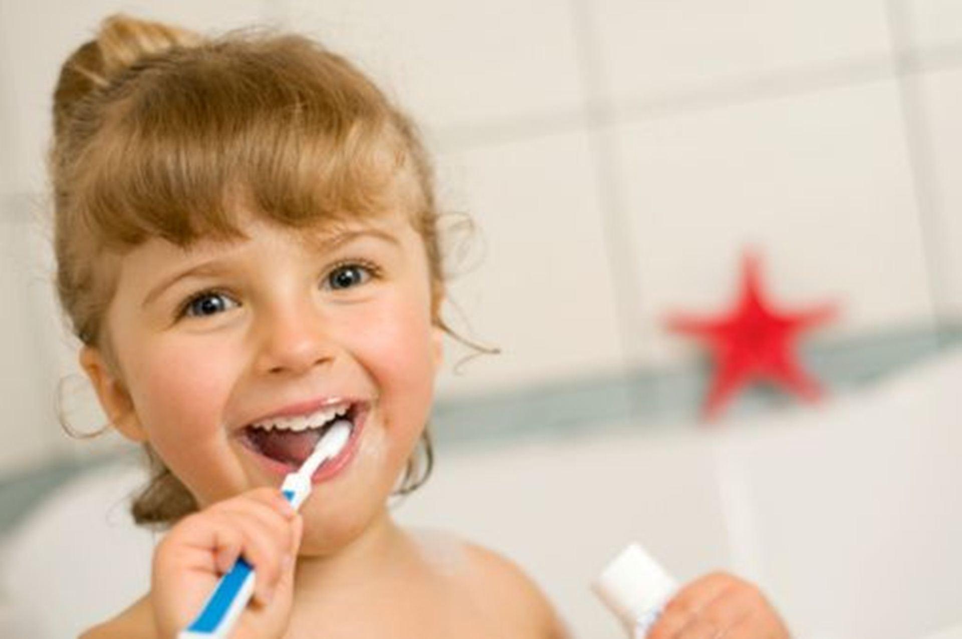 La infancia, punto clave en la salud bucodental